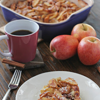 Overnight Apple Cinnamon French Toast Recipes