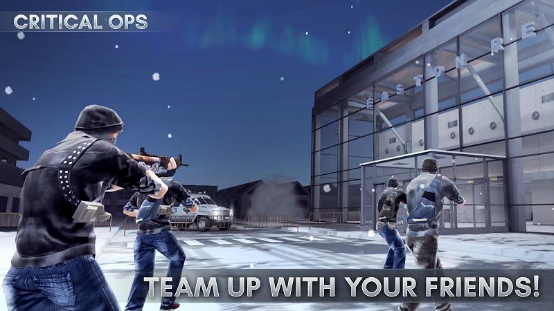 Critical Ops Screenshot 7