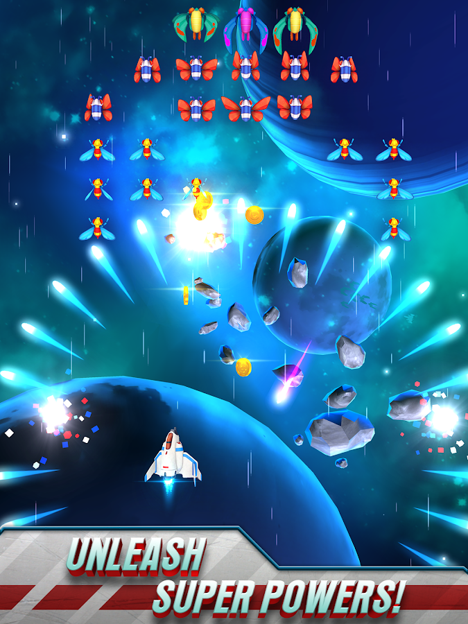 Galaga Wars Screenshot 16