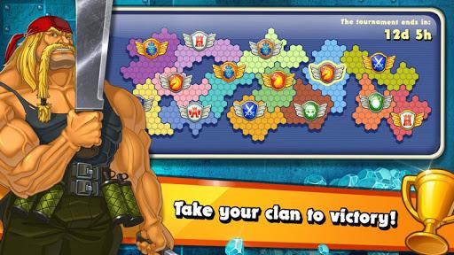 Jungle Heat: War of Clans screenshot 1