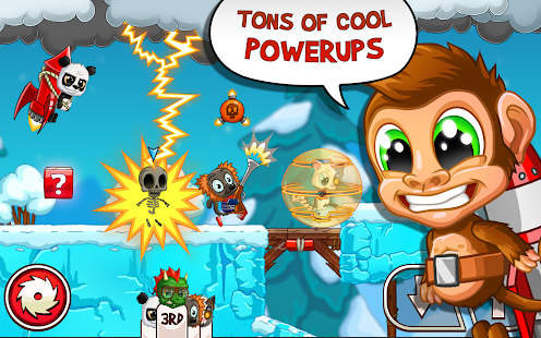 Fun Run 3: Arena - Multiplayer Race Screenshot