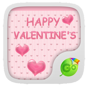 Happy Valentine Keyboard Theme