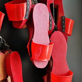 Clogs by Koh Chip Whye - Artistic Objects Clothing & Accessories (  )