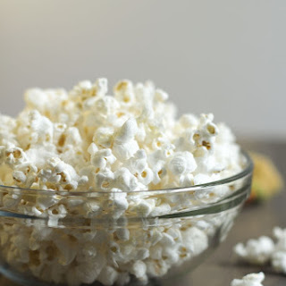 Salted Honey Butter Popcorn