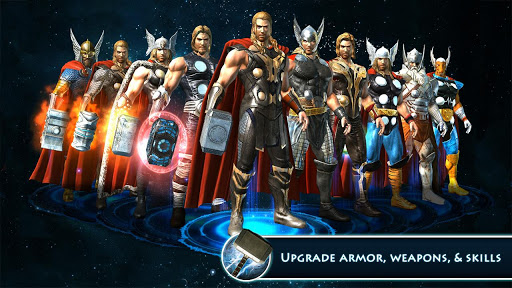 Thor: TDW - The Official Game screenshot 8