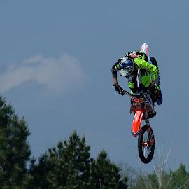 by Pavel Vrba - Sports & Fitness Motorsports ( motorbike, show )