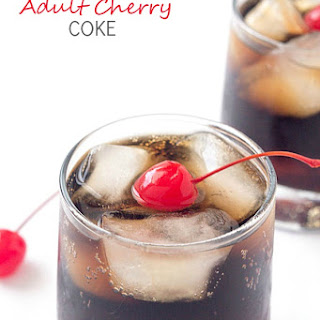 Adult Cherry Coke