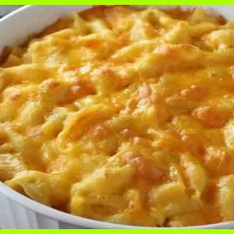 Homemade Baked Macaroni and Cheese Smartpoints 12