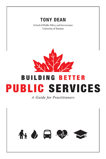 Building Better Public Services cover