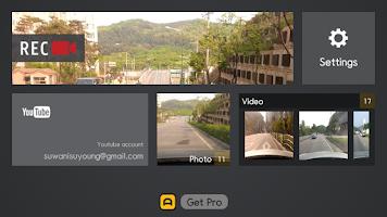Screenshot of AutoBoy Dash Cam - BlackBox