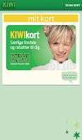 Screenshot of KIWI Fordel