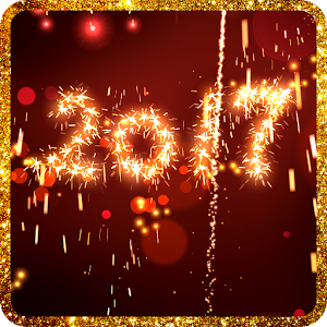 Free Download New Year 2017 fireworks APK for Samsung