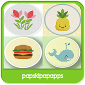 App Cross Stitch Pattern Ideas apk for kindle fire