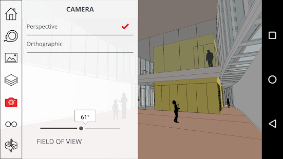 SketchUp Mobile Viewer- screenshot thumbnail