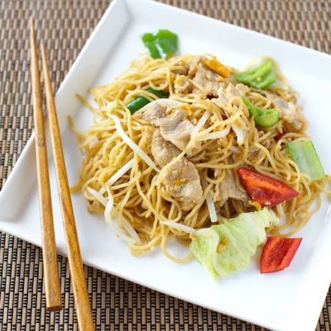 Healthy Copycat of Panda Express' Chow Mein