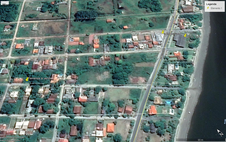 Terreno à venda em Itapoá, 360 m² por R$ 75.000 - Farol de Itapoá II -