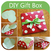 App diy gift box - paper crafts apk for kindle fire