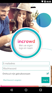 Incrowd Demo - screenshot