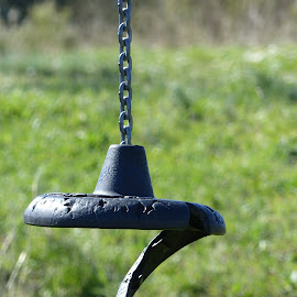 Seesaw by Francesco Altamura - Artistic Objects Other Objects ( enjoyment, park, chain, seesaw, fun,  )