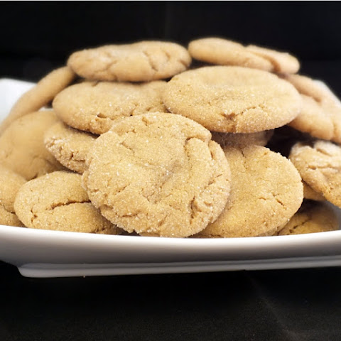 Chewy Ginger Snap Cookie