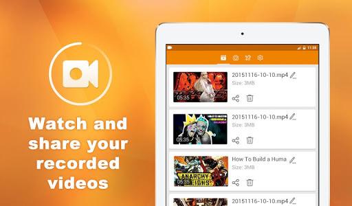 DU Recorder – Screen Recorder, Video Editor, Live screenshot 15