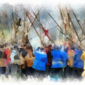 civil war by Sue Rickhuss - Digital Art People