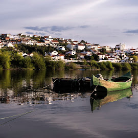 Little Boat by Jorge Orfão - Landscapes Waterscapes (  )
