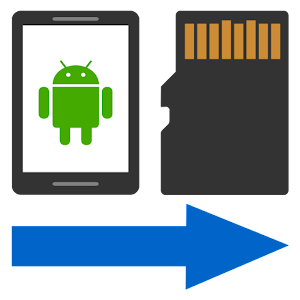 Files To SD Card app for android