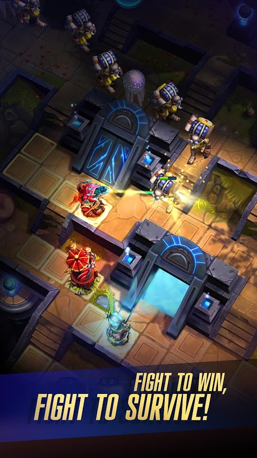 Defenders 2: Tower Defense CCG Screenshot 4