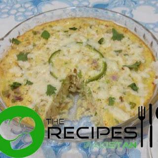 Spaghetti Egg Pie Recipes