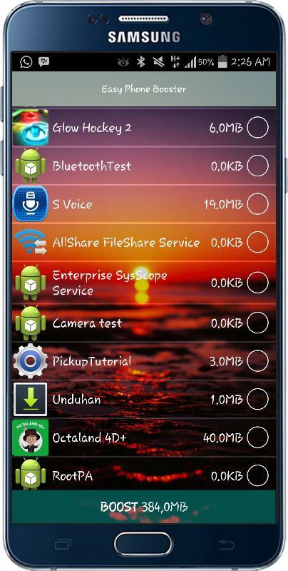 Easy Phone Booster PRO Screenshot 9