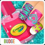 Crayola Nail Party: Nail Salon Icon