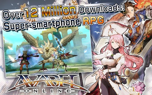 Game Online RPG AVABEL [Action] APK for Windows Phone
