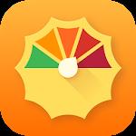 UV Index Now ? Forecast & Sun Tracker - UVI Mate Icon