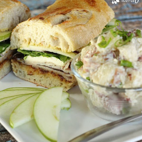 Our Version of The Bleubird's Turkey and Brie