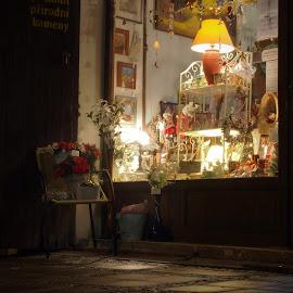 Gift shop by Michal Fokt - City,  Street & Park  Markets & Shops