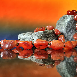 Stones by Janette Ho - Artistic Objects Still Life