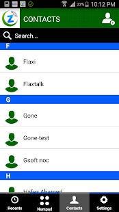Free Zeecall APK for Windows 8