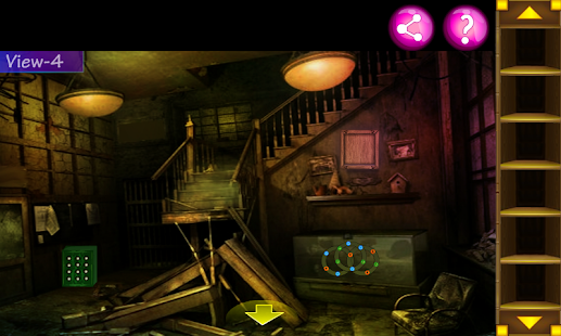 Ruined House Escape Game - screenshot