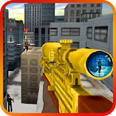 American Sniper Shooting APK for Bluestacks