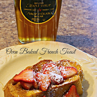 Oven Baked French Toast Recipes