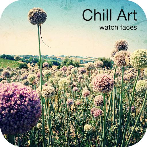 Chill Art Watch Faces