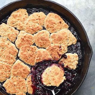 Blueberry Pie Filling And Biscuits Recipes