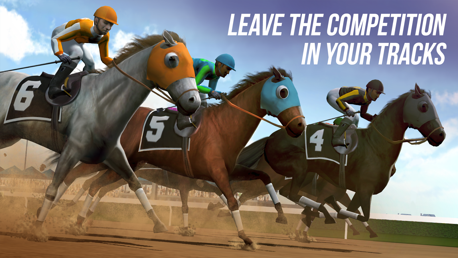 Photo Finish Horse Racing Screenshot 2