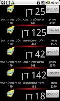 Screenshot of The nearest bus stop