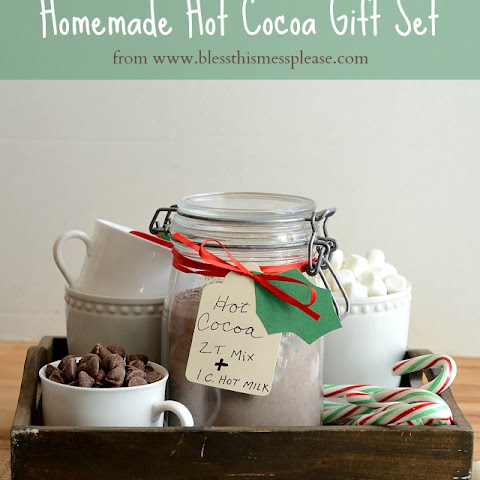 Hot Cocoa Gift Set