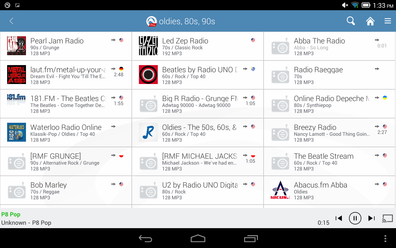 Audials Radio Pro Screenshot 9