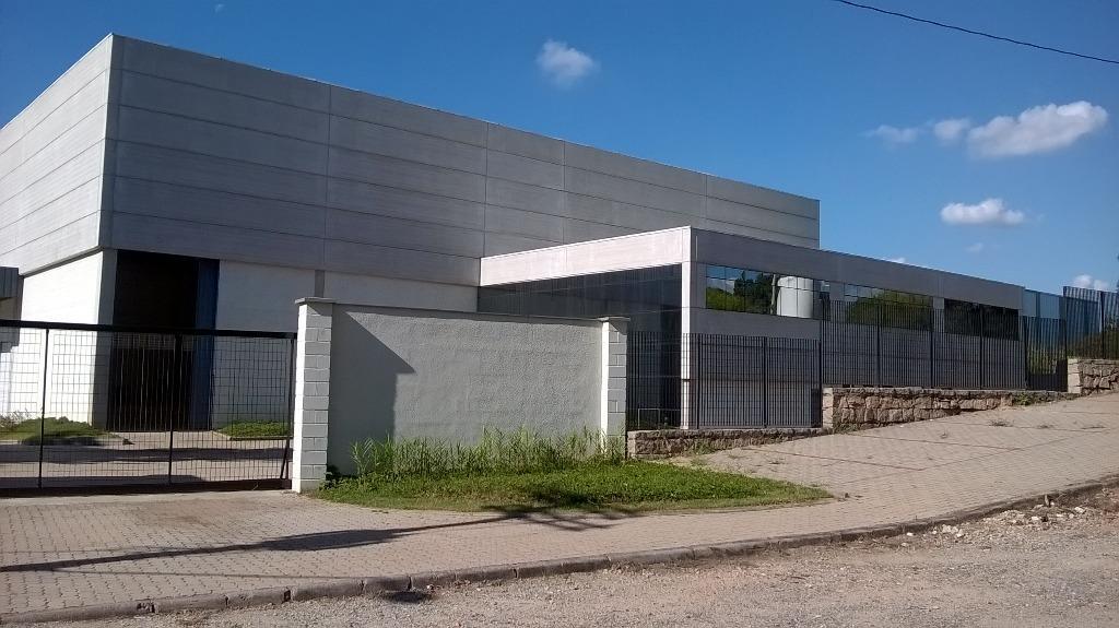 [Galpão comercial para locação, Santo Antônio, Louveira.]