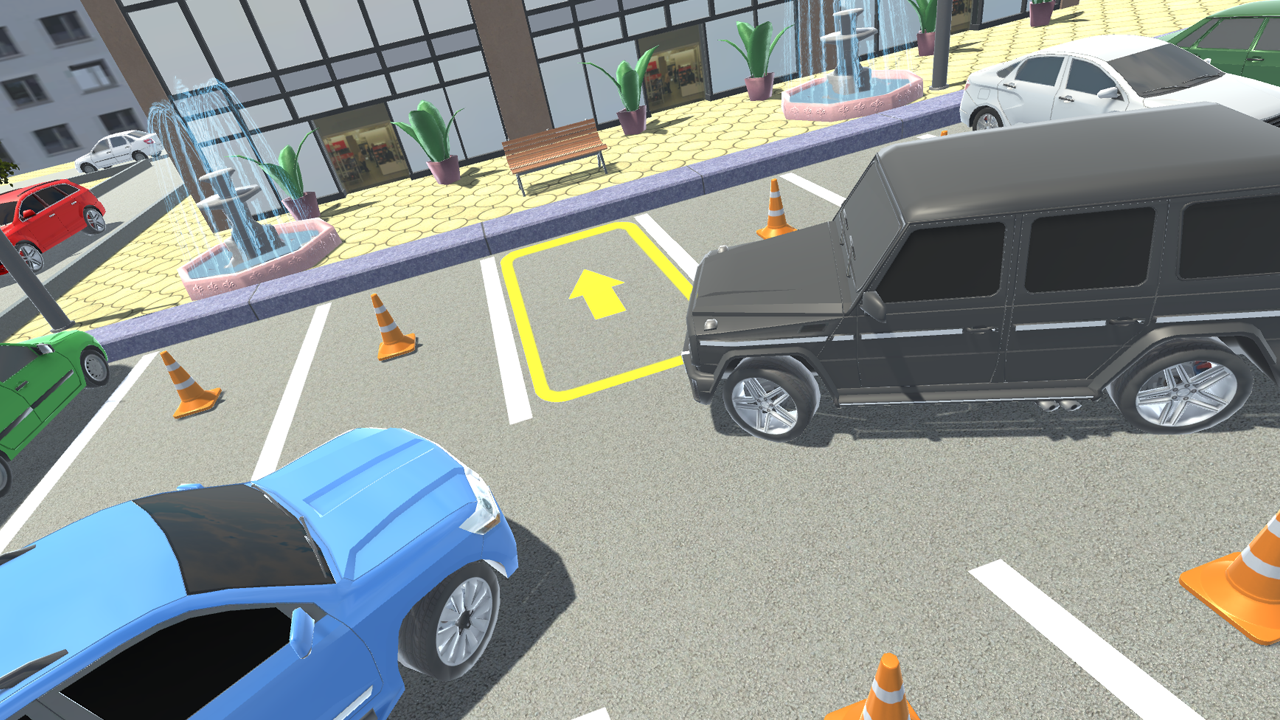 Luxury Parking Screenshot 2