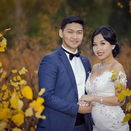 by Namkhainyambuu Batundrakh - Wedding Other